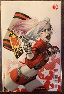 Harley Quinn #57 Variant B DC Comics Humphries Timms Sinclair Torino Tedesco Nm