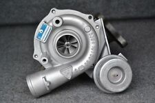 Turbocharger for Peugeot: 206, 307 - 2.0 HDi. 2000 ccm, 109 BHP, 80 kW.