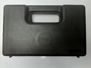 WALTHER P22 Factory Gun Pistol Hard CASE BOX Plastic Black