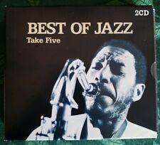 Various : Best of Jazz: Take Five (2 CD Set)