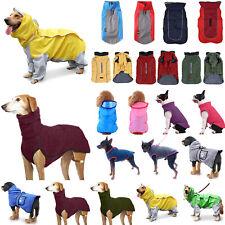 Pet Puppy Dog Cat Clothes Warm Jumper Sweater Padded Coat Vest Jacket Apparel