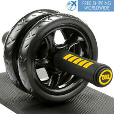 Ab Wheel Exercise Ab Roller Bodybuilding Cardio Ab Toner Fitness Gym Machine