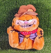 Vintage Garfield Soft Toy Homeless Cat by Dakin 1978 - 1981