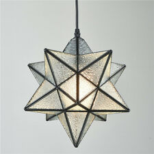 Moravian Star Pendant Light In Collectible Ceiling Light Fixtures ...
