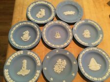 """1-Wedgwood Jasperware Pale Blue 4.5"""" Specialty Location Dish 7 available NICE!"""