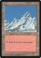 3x Snow-Covered Mountain - Ice Age Playset - MTG LP EDH Magic - MTG_Dom