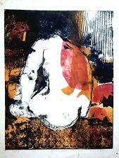 AQUATINTE-GRAVURE-NU-EROTIC-ARTISTE AMERICAIN-ARTISTE ANGLAIS-SIXTIES-ART MODERN