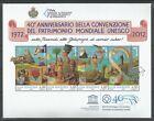 SAN MARINO - 2012 40° UNESCO BF**