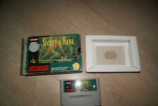 SECRET OF MANA super nintendo