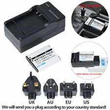 Battery + AC/DC Charger For LI-50B OLYMPUS 9010 SP-810 UZ SZ-10 SZ-20 Tough 8000