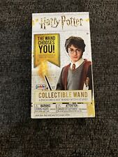 Jakks Harry Potter 4 Inch Die-Cast Collectible Mini Wand with Stand Brand New!