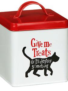 Bright side give me treats I'll destroy something cat novelty animal lover pet