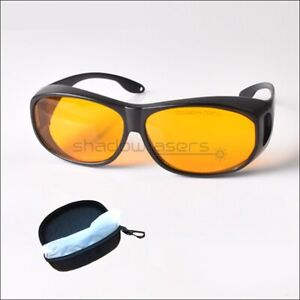 TUB 190nm-490nm Blue Green Laser Pointer Safety Glasses Protective Goggles UK