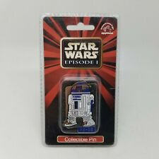 """Applause Star Wars Fan Club Episode 1 """"R2-D2"""" Collectable Pin"""