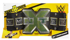 WWE NXT CHAMPIONSHIP BELT NXT TAKEOVER TITLE EXCLUSIVE CIEN