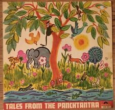 TALES FROM THE PANCHTANTRA~AMIN ARUN~ 1975~LP RECORD~polydor 2392 831~RARE