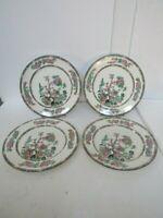 "John Maddock & Sons Vintage INDIAN TREE Design 9 3/4"" Dinner Plates - Lot of 7"