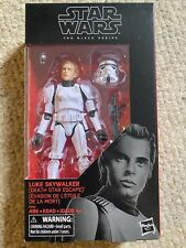 Star Wars Black Series 6in - Luke Skywalker - Stormtrooper Disguise - A New Hope