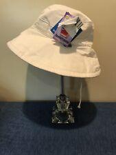 New WALLAROO Hat Company - Women's Casual Traveler Sun – UPF 50+ Ivory Tags