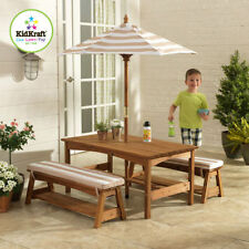 Solid Wood Chairs and Tables for Children