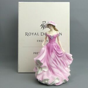 LOVELY ROYAL DOULTON BONE CHINA FIGURINE ESPECIALLY FOR YOU HN4750 M.I.B.