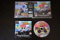 Speed Freaks PlayStation One PS1 Good Condition Manual Included UK PAL