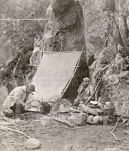 11x14 print Chilkoot Trail camp Klondike Gold Rush stampeder AK Yukon 1898 photo