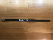Ripcurl Black Leather belt Size small-medium