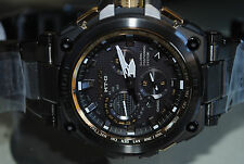 "Casio G Shock Mens Watch MTG-G1000GB-1A MT-G GPS/Atomic Hybrid ""NEW"""