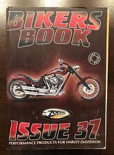 BIKERS BOOK ISSUE 37 - ZODIAC - P/B - £7.50 UK POST