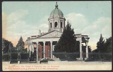 South Africa. Bloemfontein. The House of Assembly (the Old Raadzaal) Vintage PC