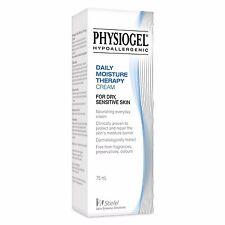 Physiogel Face Skin Moisture Cream Stiefel Hypoallergenic 75ml