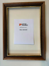 cornice per quadri confezionata cm. 35x50.