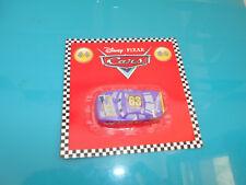18.4.15.3 Voiture en plastique CARS transberry juice n°63 Disney PIXAR 6cm