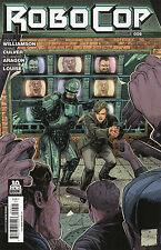 Robocop #9 (NM) `15 Williamson/ Culver/ Aragon