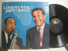 Lawrence Welk & Johnny Hodges (see cover) *Dot DLP 25682 stereo