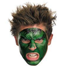 The Incredible Hulk Face Tattoo Marvel Comics Brand New 11625