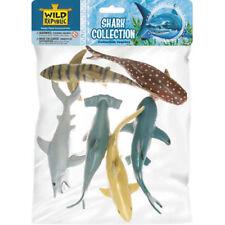 Animal Toy Set Sharks Wild Republic