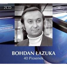 2CD BOHDAN ŁAZUKA / LAZUKA  40 Piosenek * Mała kobietko