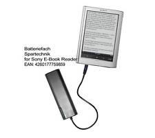 Batteriefach f Sony eBook Reader PRS-350 PRS-650 Lader