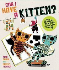 Can I Have A Kitten?: Colour, Construct and Play With Your New Furry Friend, Bra