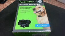 Premier Pet Wireless  ADD-A-DOG  COLLAR FIT UP TO 27 IN.