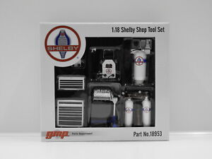 1:18 Shelby Shop Tool Set GMP GMP-18953