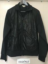 Men's DKNY JEANS Track Suit Top Jacket Black Size L