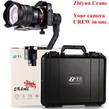 Zhiyun Crane V2 3Axis Handheld Stabilizer Gimbal 360° fr Mirrorless DSLR Camera
