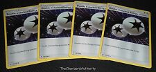 4x Double Colorless Energy 136/149 SM Sun & Moon Base NM Pokemon Card