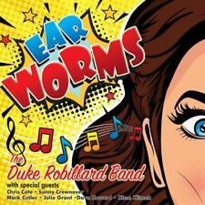 THE DUKE ROBILLARD BAND - EAR WORMS (LP)   VINYL LP NEU
