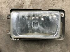 VW JETTA MK1 HELLA FRONT RIGHT HEADLIGHT HEAD LIGHT WITH FRAME