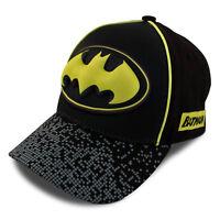 Kids baseball Hat for Boys Ages 2-7 Batman/Superman/Justice League cap 3D Design