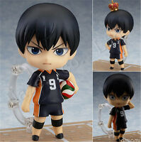 "Anime Haikyuu!! Kageyama Tobio 4"" PVC Action Figure Toy In Box Statue Collection"